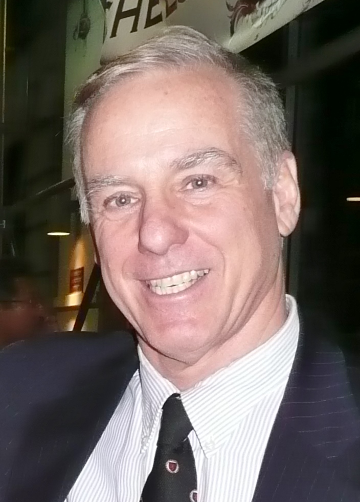Howard Dean at DFNYC 2011 Bash